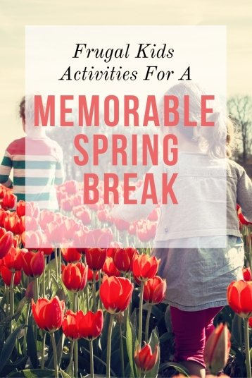 Frugal Spring Break